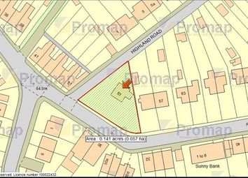 Thumbnail Land for sale in Tunnel Hill, Worcester