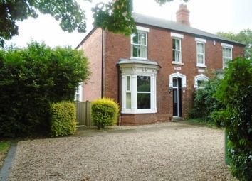 Thumbnail 5 bed semi-detached house to rent in The Avenue, Healing, Grimsby