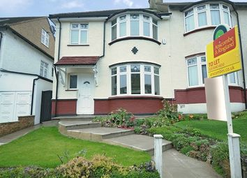 Thumbnail 3 bedroom semi-detached house to rent in King Edward Road, Barnet
