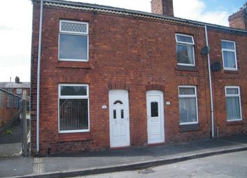 Thumbnail 2 bed end terrace house for sale in Dean Street, Winsford, Cheshire