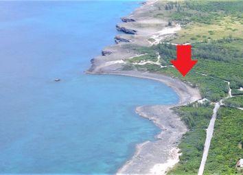Thumbnail Land for sale in Wandering Shore Drive, Rainbow Bay, The Bahamas