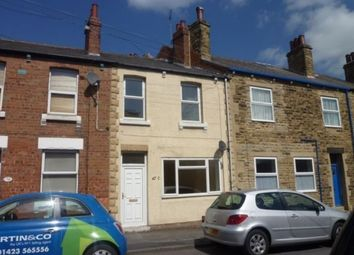 Thumbnail 2 bed terraced house to rent in Chatsworth Road, Harrogate