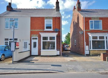 Thumbnail 3 bed semi-detached house for sale in St. Johns Road, Spalding