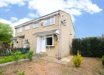 Thumbnail 1 bedroom semi-detached house for sale in Hatton Close, Odsal, Bradford