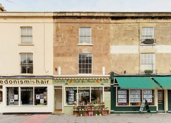 Thumbnail 2 bed flat for sale in Sussex Place, Bath
