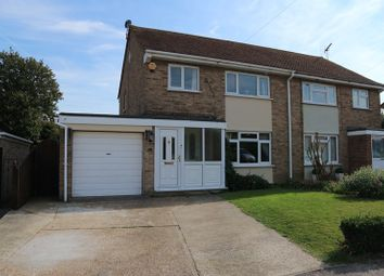 Thumbnail 3 bedroom semi-detached house for sale in Clayton Road, Ramsey, Harwich
