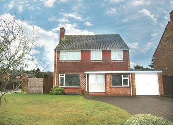 Thumbnail 4 bed detached house to rent in Salehurst Road, Ipswich