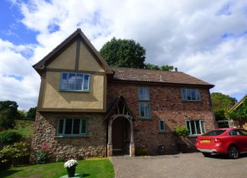 Thumbnail 4 bed detached house for sale in School Court, Llanvair Discoed, Chepstow