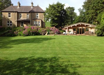 Thumbnail 6 bedroom detached house for sale in The Old Vicarage, Greenhead, Northumberland/Cumbria Border