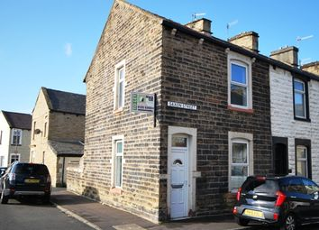 Thumbnail 2 bed end terrace house to rent in Saxon Street, Burnley
