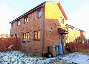 Thumbnail 1 bed terraced house for sale in Blenheim Place, Stenhousemuir, Larbert