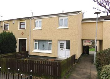 Thumbnail 4 bedroom end terrace house for sale in Spey Walk, Holytown