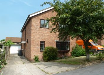 Thumbnail 4 bedroom detached house for sale in Chestnut Grove, Coleshill