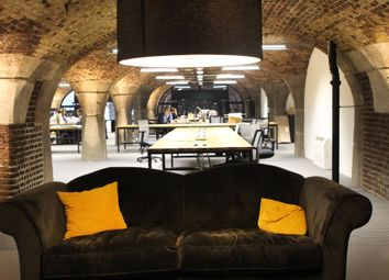 Thumbnail Office to let in Wapping Lane, London