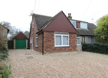 Thumbnail 3 bed semi-detached house for sale in Back Street, Ringwould