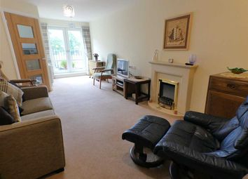 Thumbnail 1 bedroom flat for sale in Hilltree Court, Giffnock, Glasgow