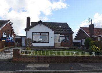 Thumbnail 2 bed detached bungalow for sale in Wells Avenue, Billinge, Wigan