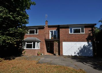 Thumbnail 4 bed detached house for sale in East Road, East Mersea, Colchester