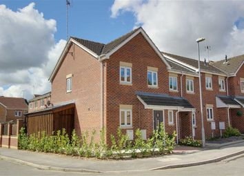 Thumbnail 3 bed town house for sale in Scholars Way, Mansfield, Nottinghamshire
