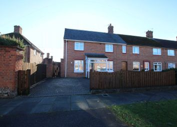 Thumbnail 3 bed end terrace house for sale in Hunter Road, Newton Aycliffe