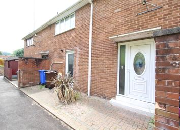 Thumbnail 3 bed terraced house to rent in Cawthorne Close, Sheffield