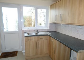 Thumbnail 1 bed end terrace house to rent in Rear Of Six Bells, Heolgerrig