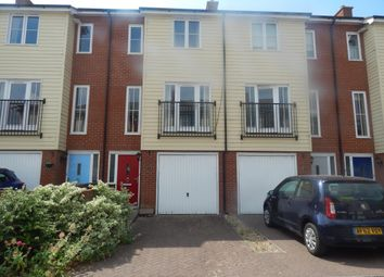 Thumbnail 4 bed town house to rent in Priory Gardens, Sudbury