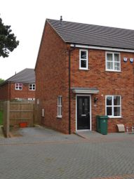 Thumbnail 2 bed end terrace house to rent in Pine Walk, Cleethorpes