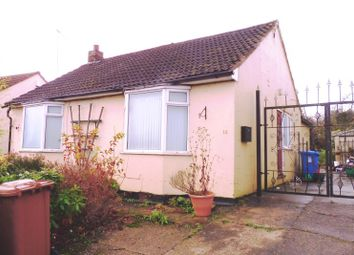 Thumbnail 3 bed bungalow for sale in The Crescent, Chaddesden, Derby, Derbyshire