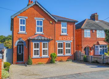 Thumbnail 4 bed detached house for sale in Rowhedge Road, Colchester