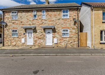 Thumbnail 2 bed semi-detached house for sale in Station Road, Littleport, Ely