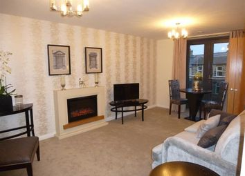 Thumbnail 1 bedroom flat for sale in Calico Court, Glossop, High Peak