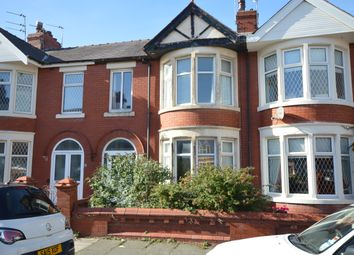 Thumbnail 3 bed terraced house for sale in Roselyn Avenue, Blackpool