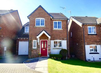 Thumbnail 4 bed detached house for sale in Armon Close, Barrow-In-Furness, Cumbria