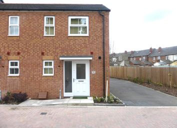 Thumbnail 2 bedroom semi-detached house for sale in Norfolk Place, Walsall