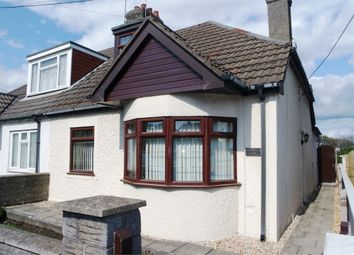 Thumbnail 3 bed semi-detached bungalow for sale in Heol Fach, North Cornelly, Bridgend, Mid Glamorgan