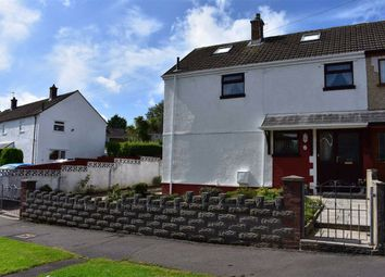 3 bed semi-detached house for sale in Maytree Avenue, West Cross, Swansea SA3