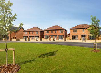 "Thumbnail 3 bed semi-detached house for sale in ""The Studland"" at Prestbury Road, Prestbury, Cheltenham"