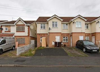 Thumbnail 3 bed end terrace house for sale in Hillside Avenue, Liverpool