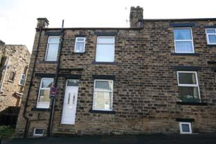 Thumbnail 2 bed end terrace house to rent in Kirkham Street, Rodley
