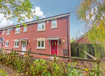 Thumbnail 2 bed end terrace house for sale in Manhattan Way, Coventry