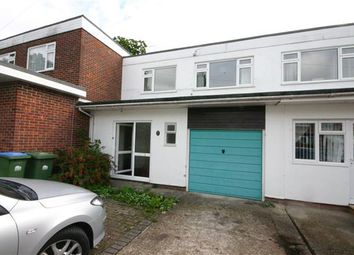 Thumbnail 3 bedroom terraced house to rent in Abbotsfield Close, Southampton