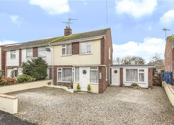 Thumbnail 4 bedroom semi-detached house for sale in River Crescent, Dorchester, Dorset
