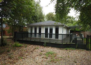 Thumbnail 2 bedroom mobile/park home for sale in Minsmere Road, Dunwich, Saxmundham, Suffolk