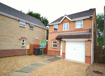 Thumbnail 3 bedroom detached house for sale in Blackberry Close, South Hykeham, Lincoln