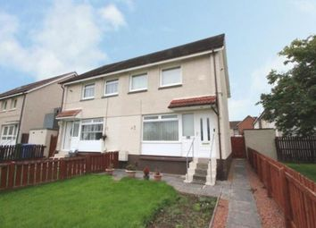 Thumbnail 2 bed semi-detached house for sale in Caledonia Road, Baillieston, Glasgow, Lanarkshire