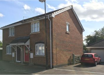 Springfield Drive, Calne SN11. 2 bed semi-detached house for sale