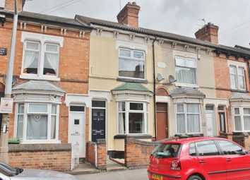 Thumbnail 2 bed terraced house to rent in Timber Street, South Wigston, Leicester