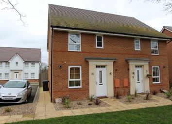 Thumbnail 3 bed semi-detached house for sale in Primrose Close, Maidstone, Kent