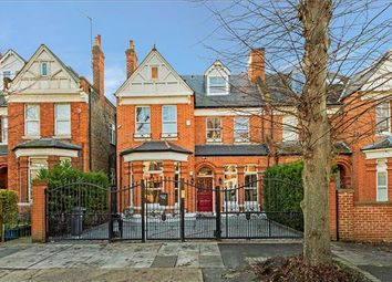 Thumbnail 5 bed semi-detached house for sale in Dukes Avenue, Chiswick, London